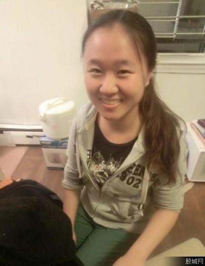 爆炸失踪中国女生照公布(周丹龄)