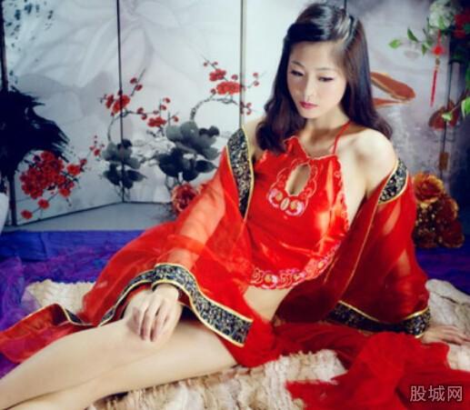揭秘中国古代少女内衣里的秘密图片