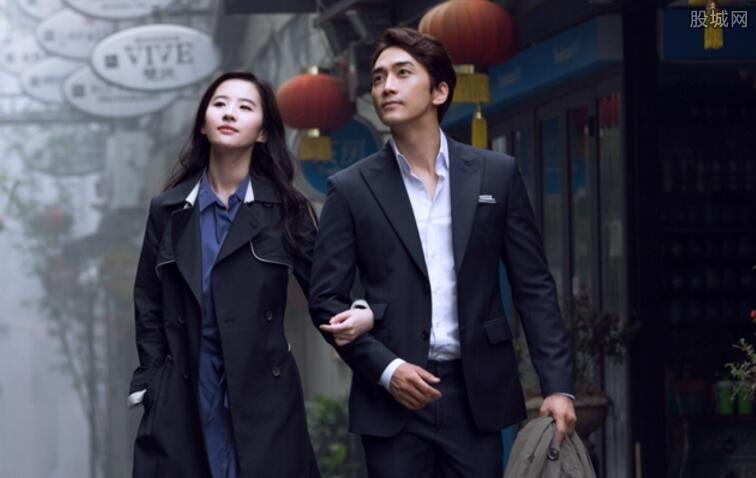 刘亦菲男朋友是谁