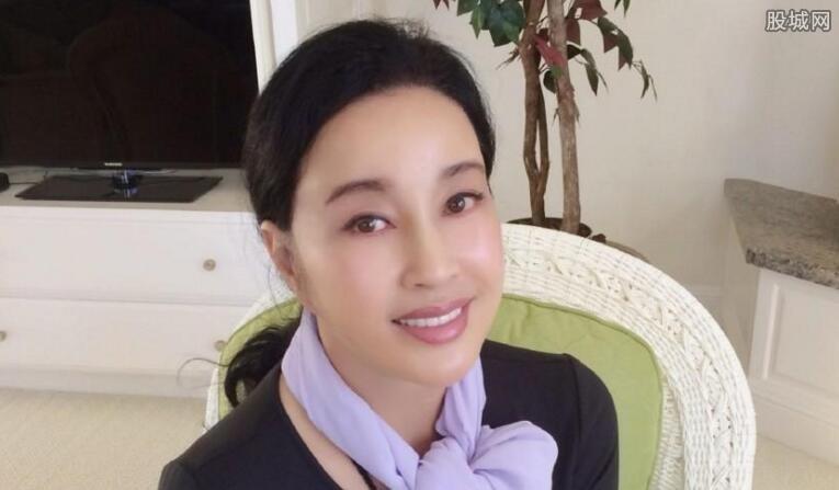 刘晓庆整容前后 不老女神首次承认脸上动手脚图片