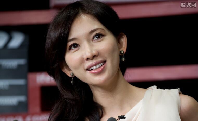 林志玲参加同学会