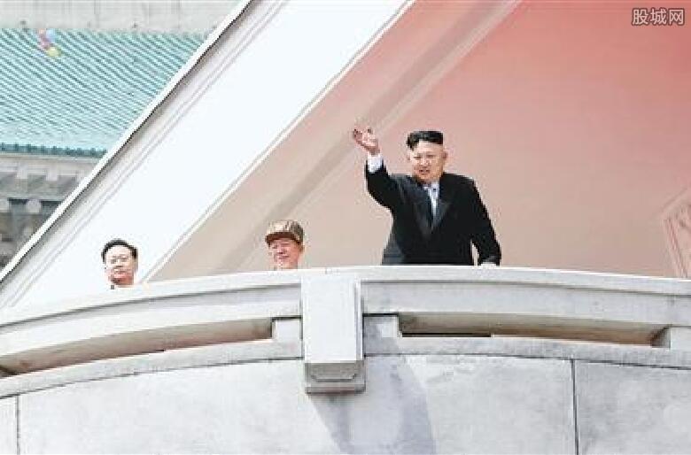 朝鲜试射导弹失败