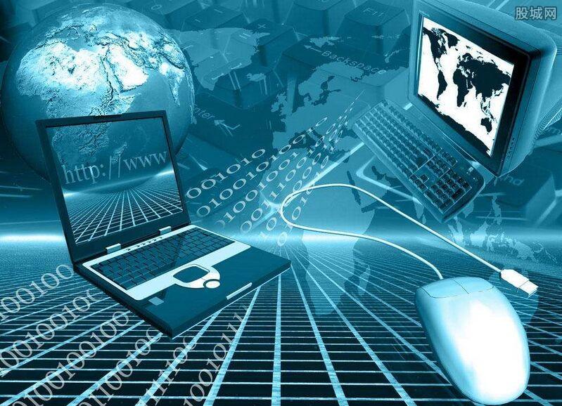 网络安全概念股