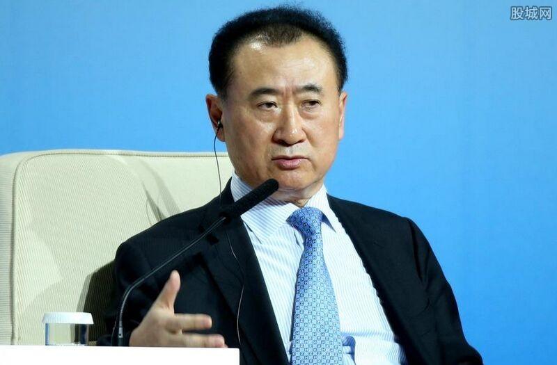 王健林投10亿护盘