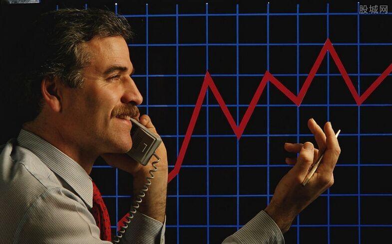 银行股票走势不错