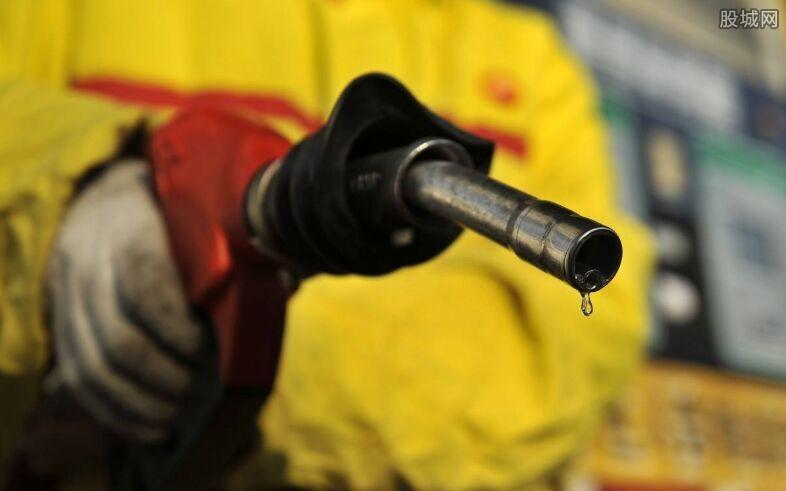 成品油价格上调