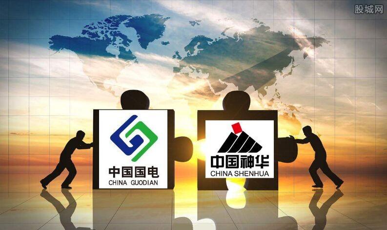 中国神华几个涨停