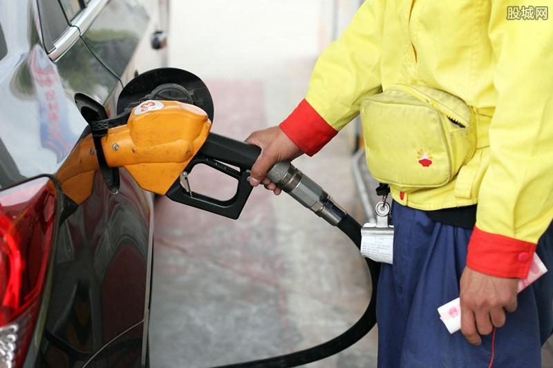 国内油价将微涨