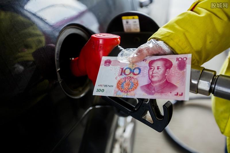 国际油价上扬