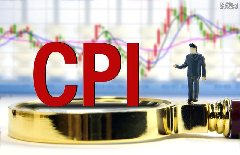 2017年CPI指数是多少