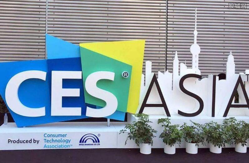 CES展2018年