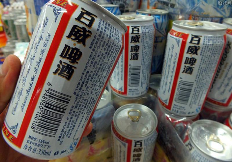 啤酒股早盘集体走强