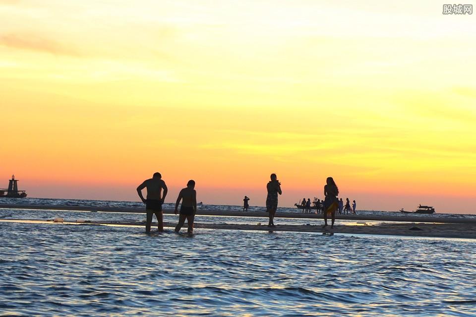 北海银滩将取消收费