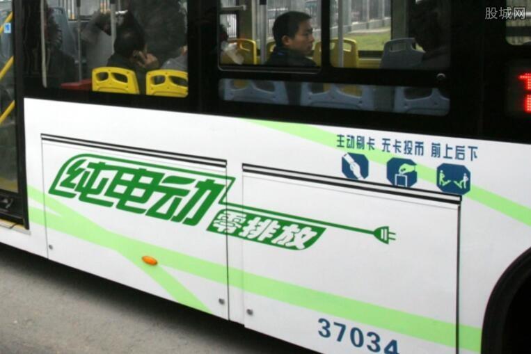 巨无霸公交
