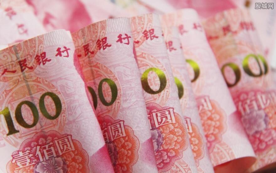 中国人均存款