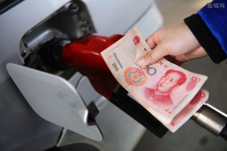 国际油价最新消息