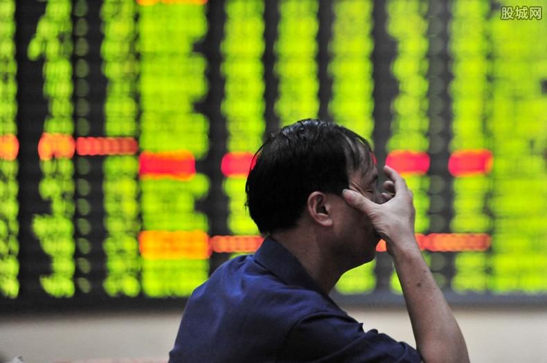 中美股市就差一点