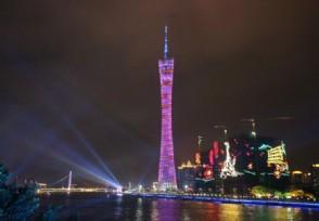 2018广州灯光秀时间 广州塔小蛮腰亮灯时间表