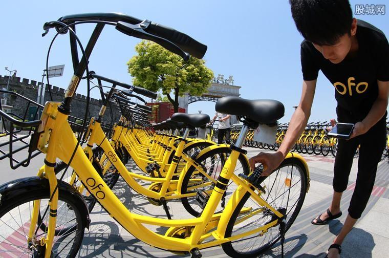 共享单车发展受限
