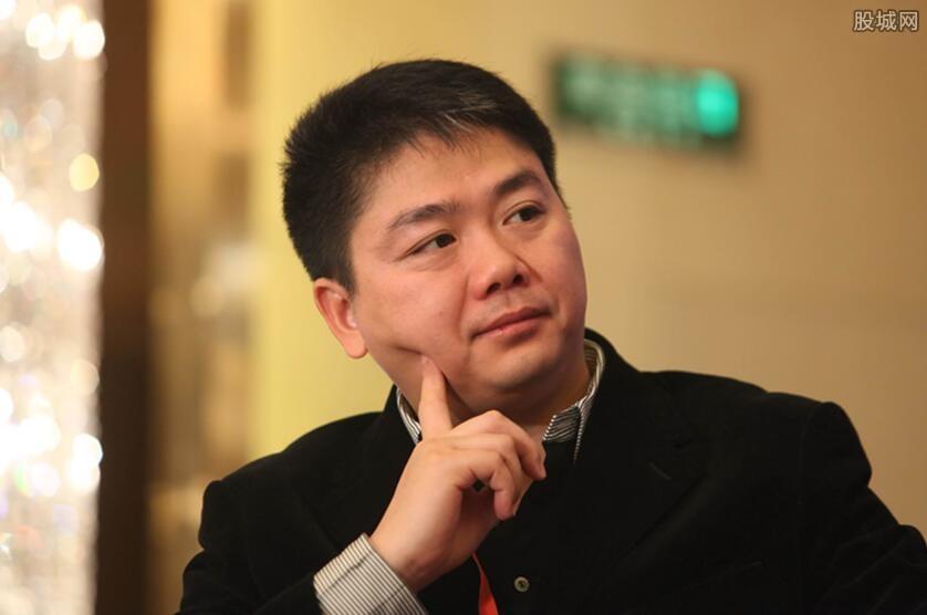 刘强东资料