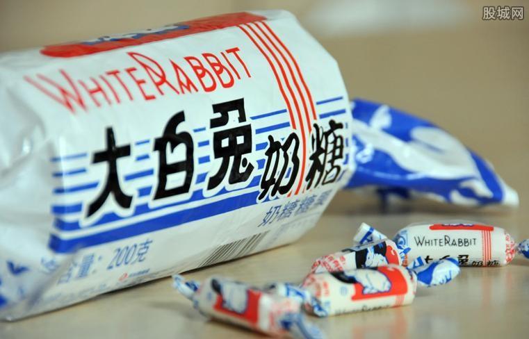 大白兔奶糖