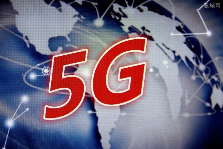 华为5G商用