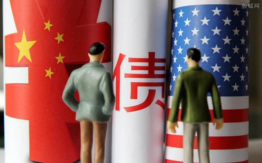 中国的国债是多少 美国负债中国多少钱?