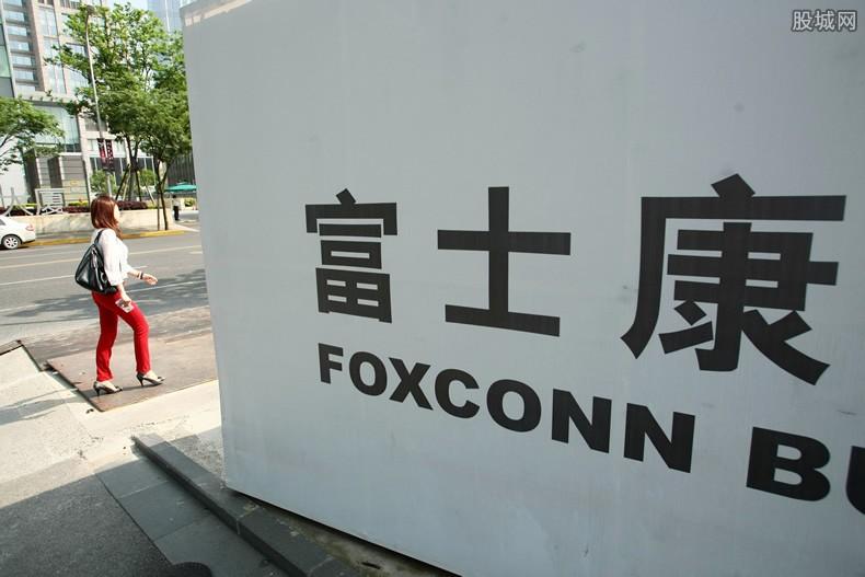 富士康离开中国市场