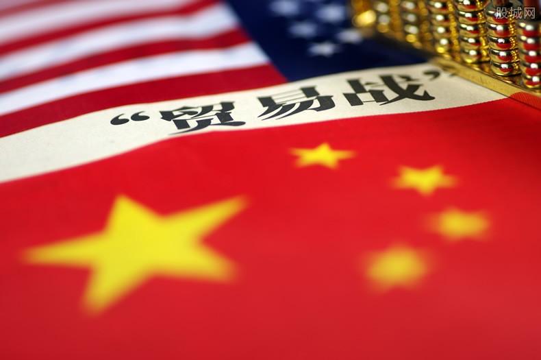 中美爆发贸易战