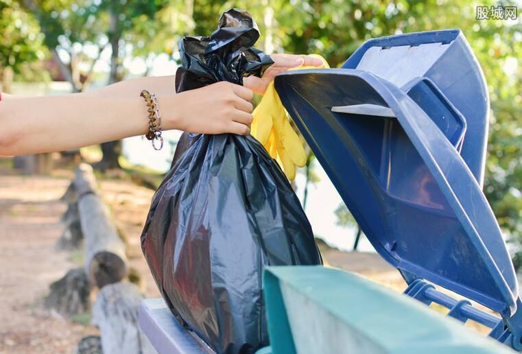 上海实施最严垃圾分类法