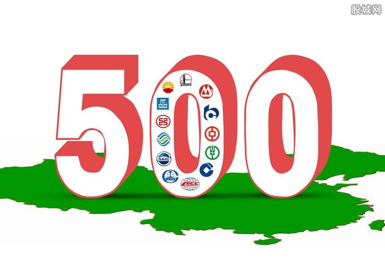 中国500强出炉 前十名公司总利润达到1.46万亿