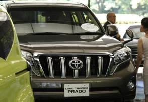 丰田召回45万辆车 安全气囊可能发生异常破损