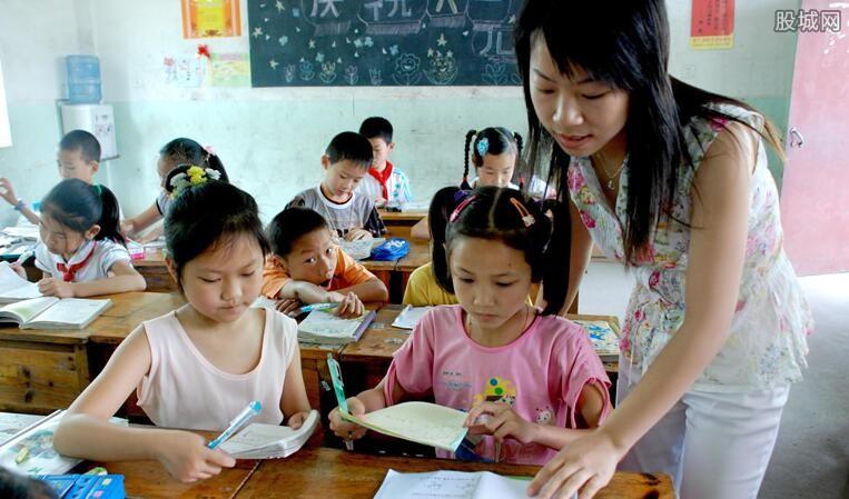 中小学教师工资