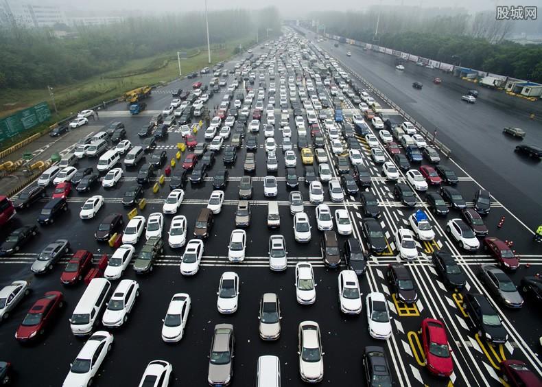 交通强国路线图划定
