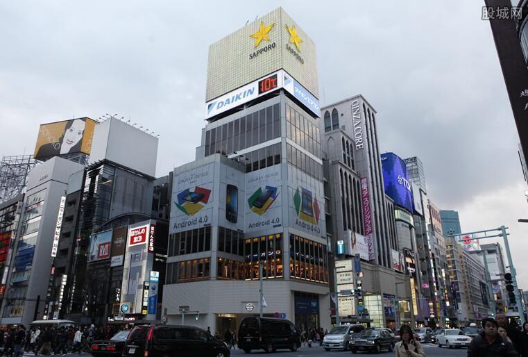 日本居民囤积物资