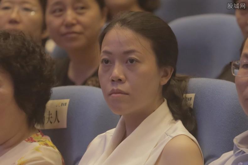 碧桂园老板杨惠妍婚史