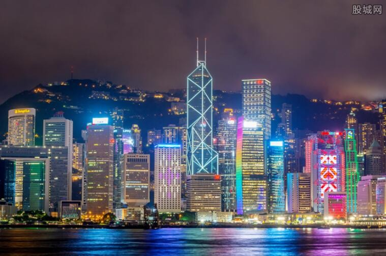 香港高度繁荣背后