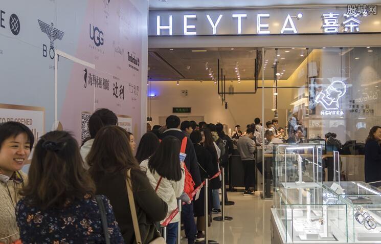 喜茶是哪里的品牌