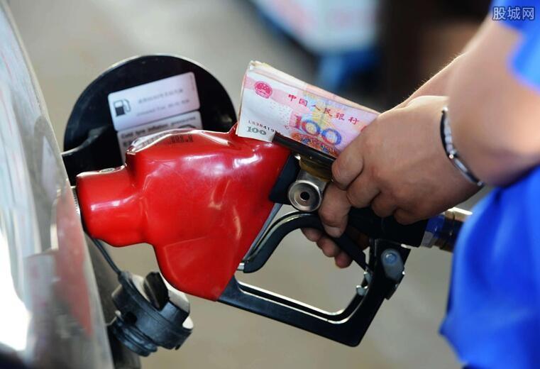 今晚油价上涨 油价