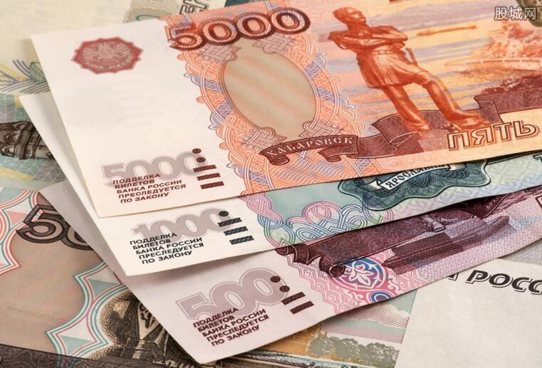 俄罗斯卢布