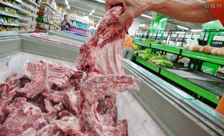 猪肉价格最新消息