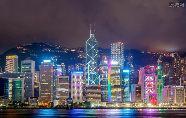 香港GDP