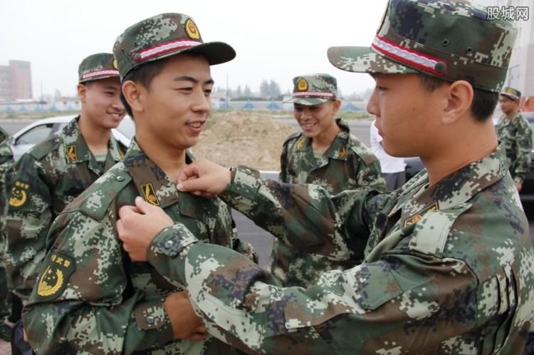 士兵退伍补贴