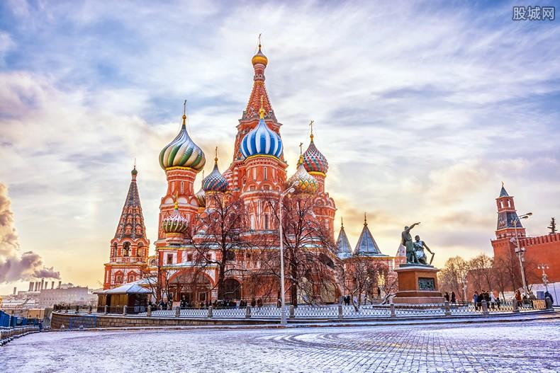 俄罗斯疫情形势严峻