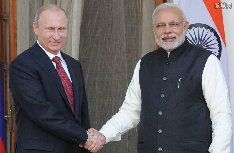 """俄罗斯支持印度""""入"""