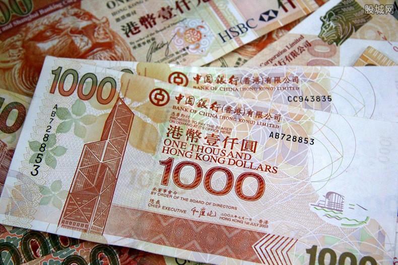 香港经济很快恢复正常