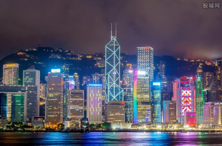 香港人口数据