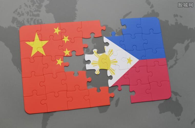 中国和菲律宾的关系