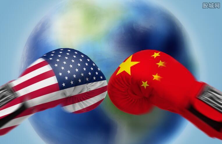 """中美贸易""""脱钩""""影响大"""
