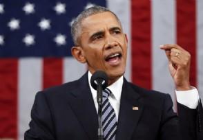 美国奥巴马说中国非常强大富起来对地区发展有好处